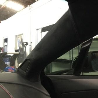 Aston Martin Audio Upgrade