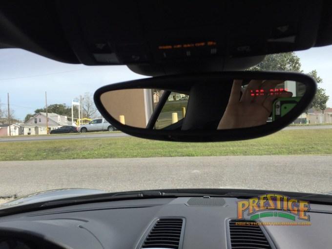 Porsche Cayman Radar and Laser Detector