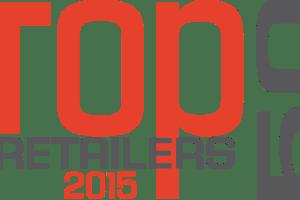 Top 50 Retailers Logo