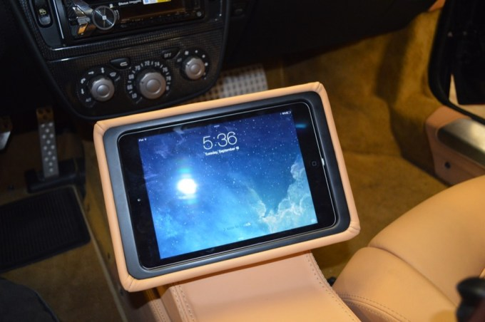 Integrating An iPad