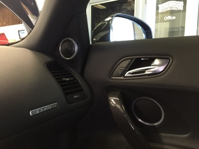 Upgrading Front Speakers