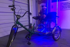 Trike Lighting