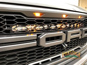 Ford Raptor Lighting