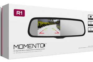 Product Spotlight Momento R1 Rearview Mirror
