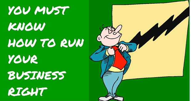 YOU-MUST-KNOW-HOW-TO-RUN-YOUR-BUSINESS Starting & Running A Business