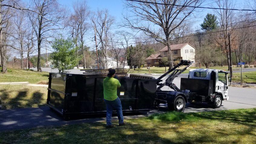 Bulk Waste Pickup Lake Winola, PA
