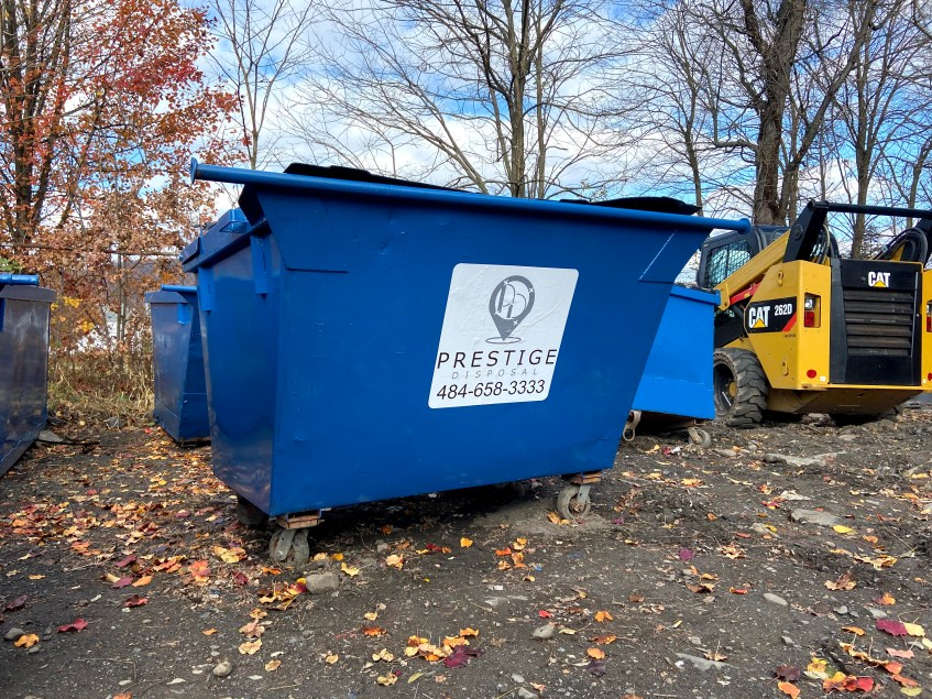 Commercial Dumpster Waste Service Lake Winola, PA