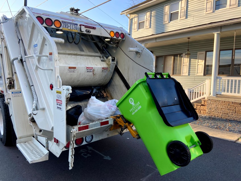 Garbage Collection & Hauling Waste Management Service in Factoryville, PA