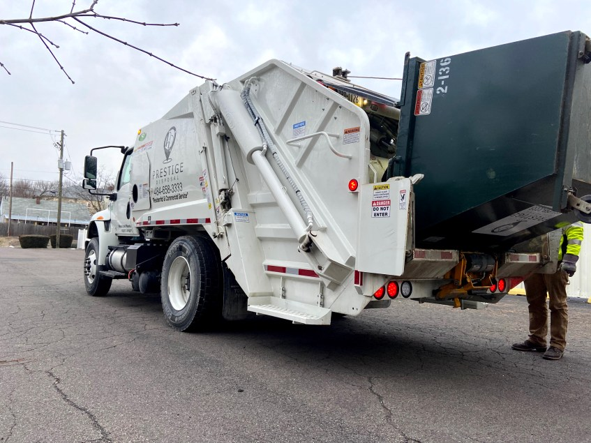 Wilkes-Barre, PA Waste Management Dumpster Services