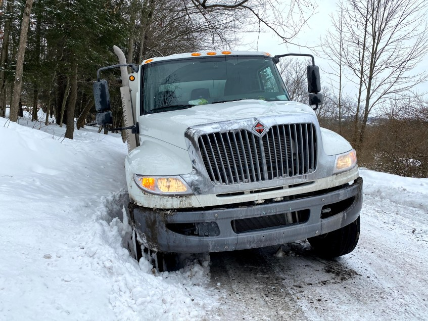 garbage collection service forty fort pa