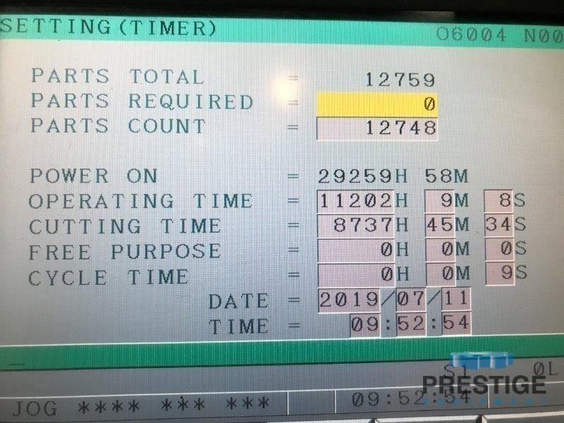 Toshiba TUE 20 CNC VBM - Boring Mills Vertical CNC Ref# 30559 - (i) - Prestige Equipment