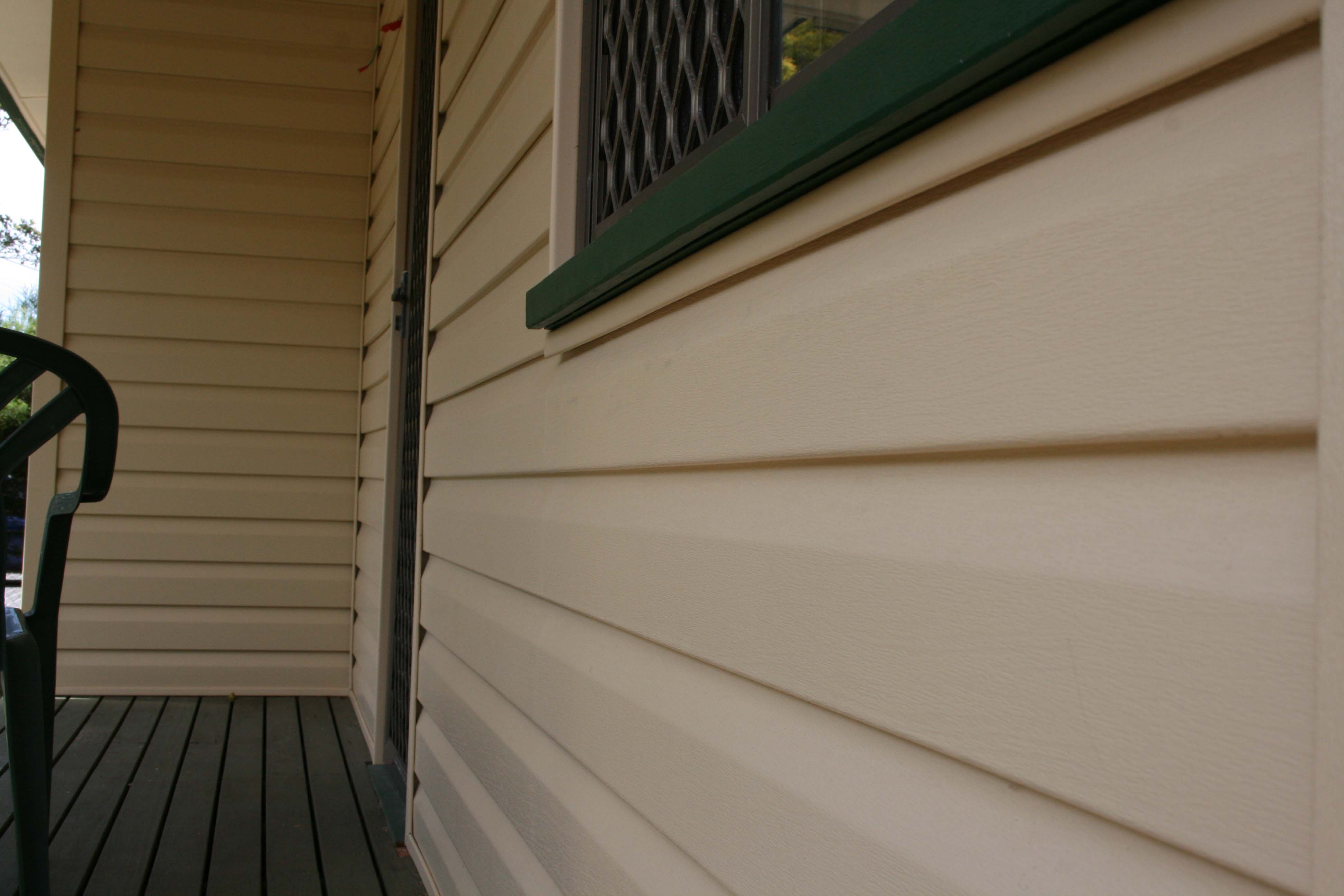 NeoShield Vinyl Cladding by Brisbanes cladding professionals