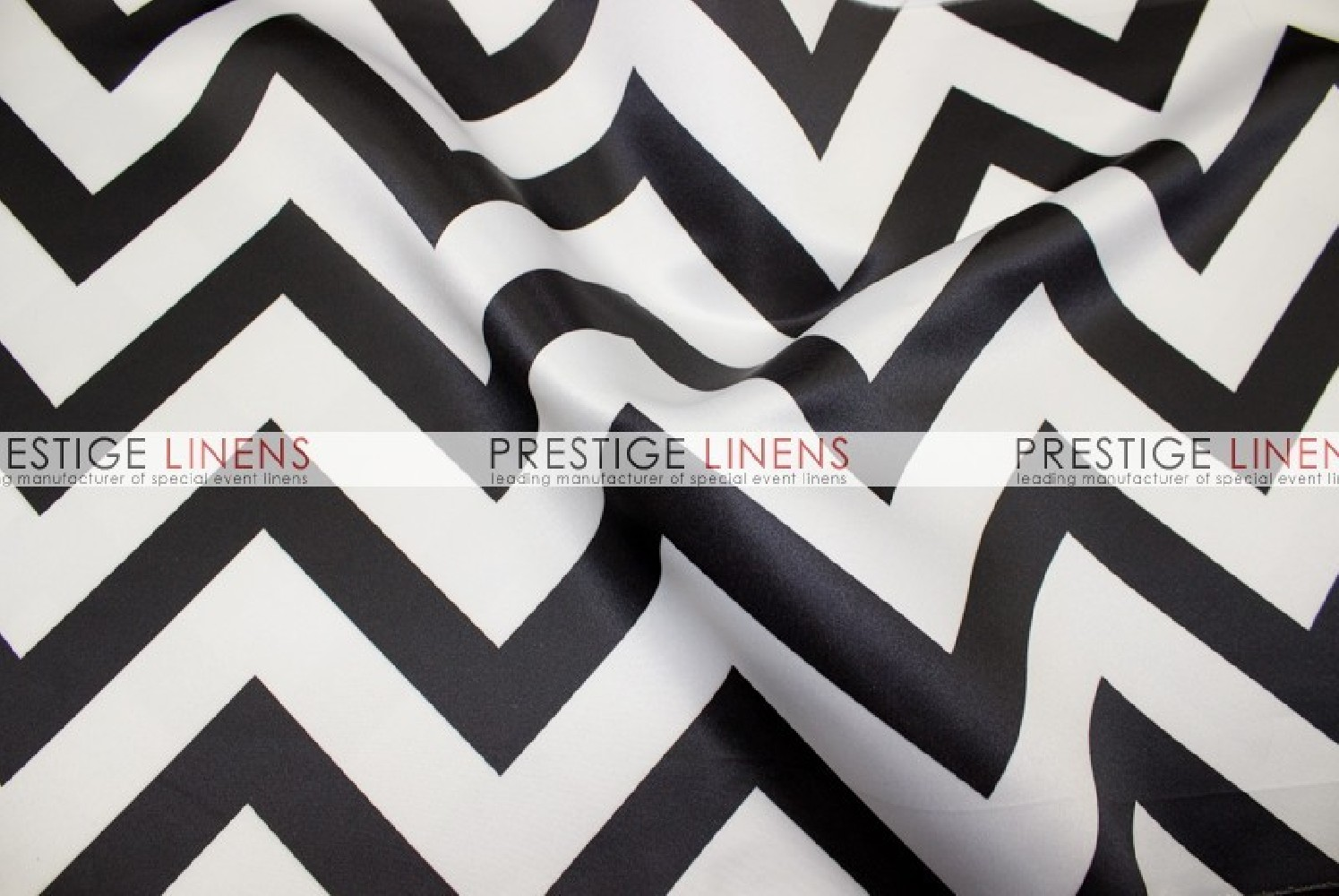scuba chair covers wholesale small accent chairs with wood arms chevron print lamour pad cover-black - prestige linens
