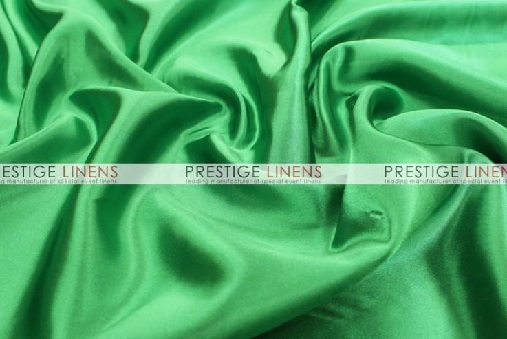 polyester chair sashes wholesale fold up chairs bridal satin sash-755 kelly green - prestige linens