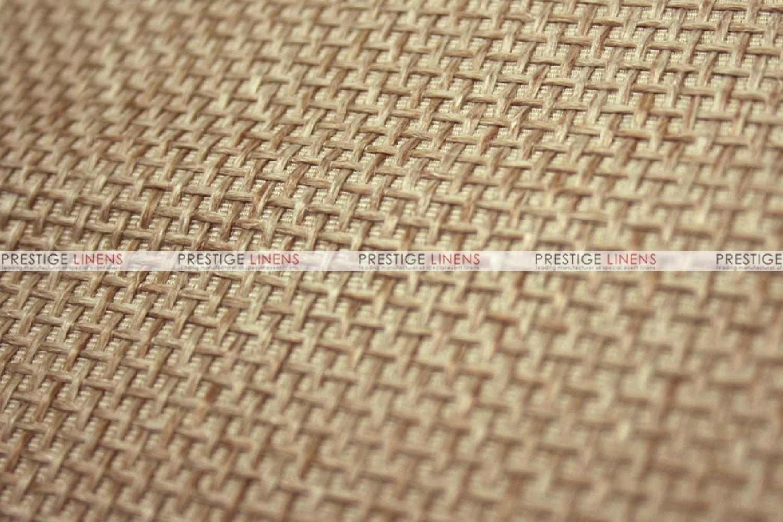 Jute Linen Chair Cover  Jute  Prestige Linens