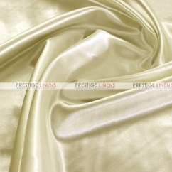 Ivory Satin Chair Covers Toddler Reclining Bridal Cover 128 Prestige Linens