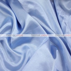 Baby Blue Chair Covers Bean Bag Chairs Ikea Charmeuse Satin Cover 926 Prestige Linens