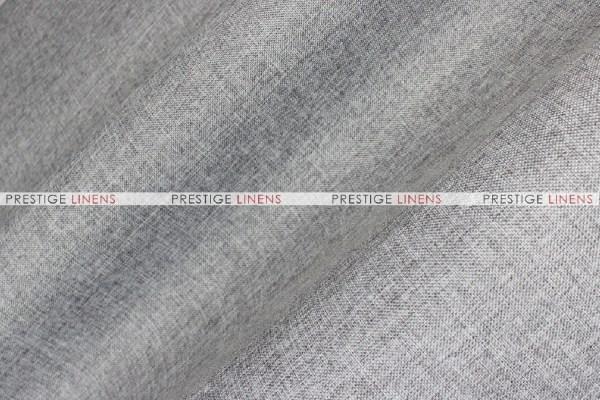 Vintage Linen Aisle Runner - Silver Prestige Linens