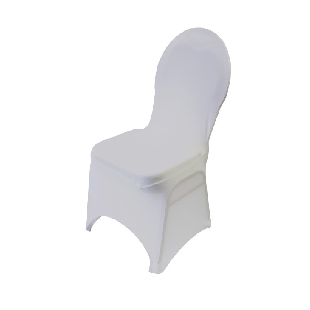 black banquet chair covers for sale caramel leather dining chairs spandex cover white prestige linens