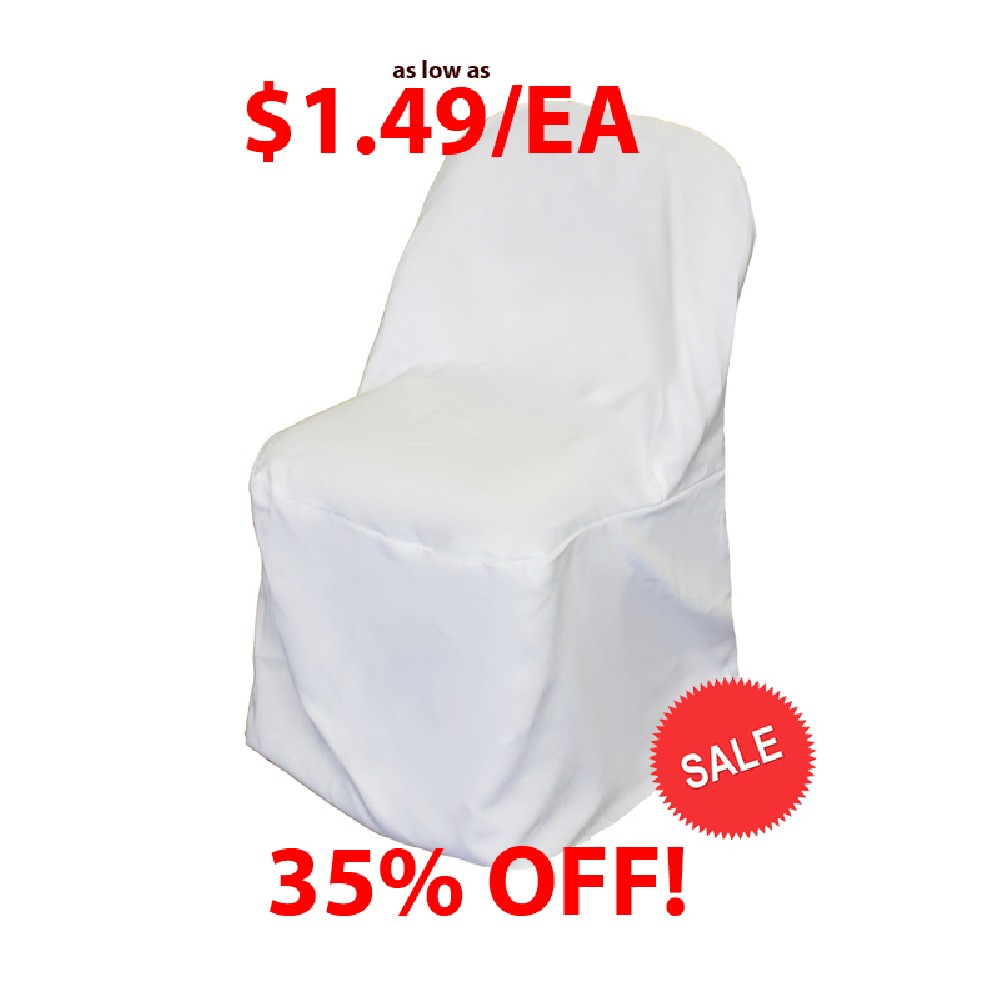 cheap white chair covers nice polyester folding cover prestige linens