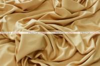 Scuba Stretch Table Linen - Gold - Prestige Linens