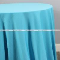 Scuba Stretch Table Linen - Turquoise - Prestige Linens