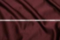 Scuba Stretch Table Linen - Burgundy - Prestige Linens