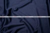 Scuba Stretch Table Linen - Navy - Prestige Linens
