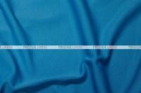 Scuba Stretch Table Linen - Ocean Blue - Prestige Linens