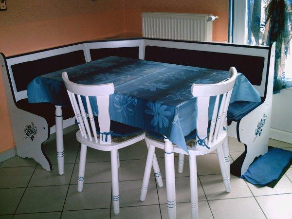 Meubler un coin repas dans un salle de s jour - Coin repas d hoek ...