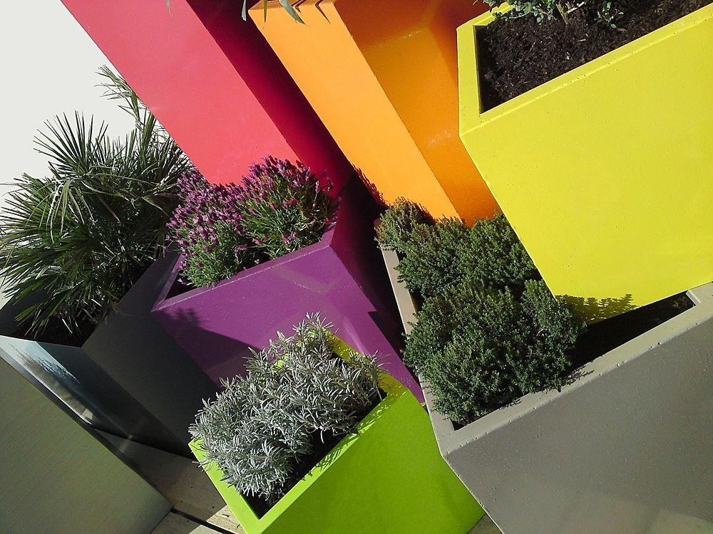 Harmoniser les couleurs de votre jardin - Harmoniser les couleurs ...