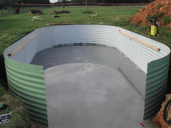 Le panneau waterair de piscine for Panneau piscine