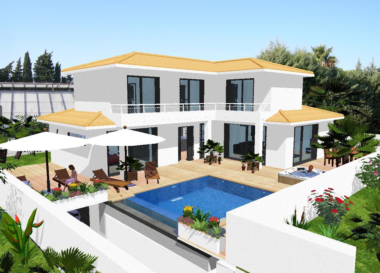 Style de maison contemporaine