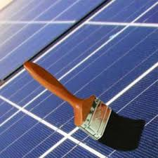 peinture solaire