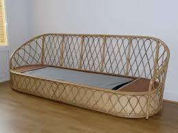 meuble en rotin