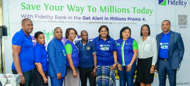 idelity Bank Launches GAIM Season 4 To Promote Culture of Savings