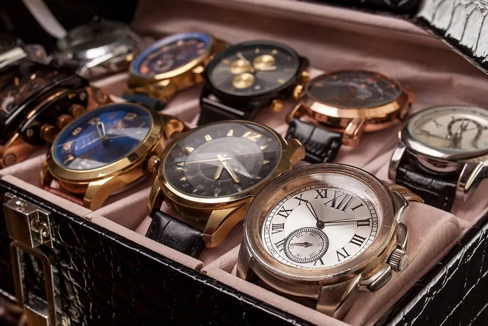 Million Pound Pawn Luxury Watches