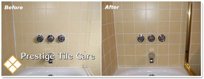 seattle shower regrouting and