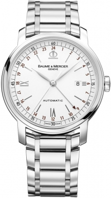 8734 Baume & Mercier Classima Executives Automatic GMT