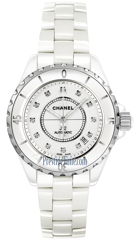 h1629 Chanel J12 Automatic 38mm Ladies Watch
