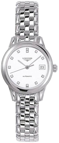 L4.274.4.27.6 Longines Flagship Automatic Ladies Watch
