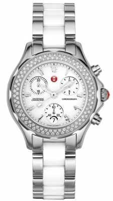 MWW12C000001 Michele Tahitian Ceramic Ladies Watch