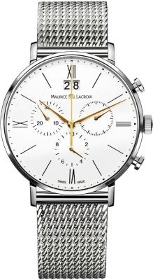 el1088-ss002-112 Maurice Lacroix Eliros Chronograph Mens Watch