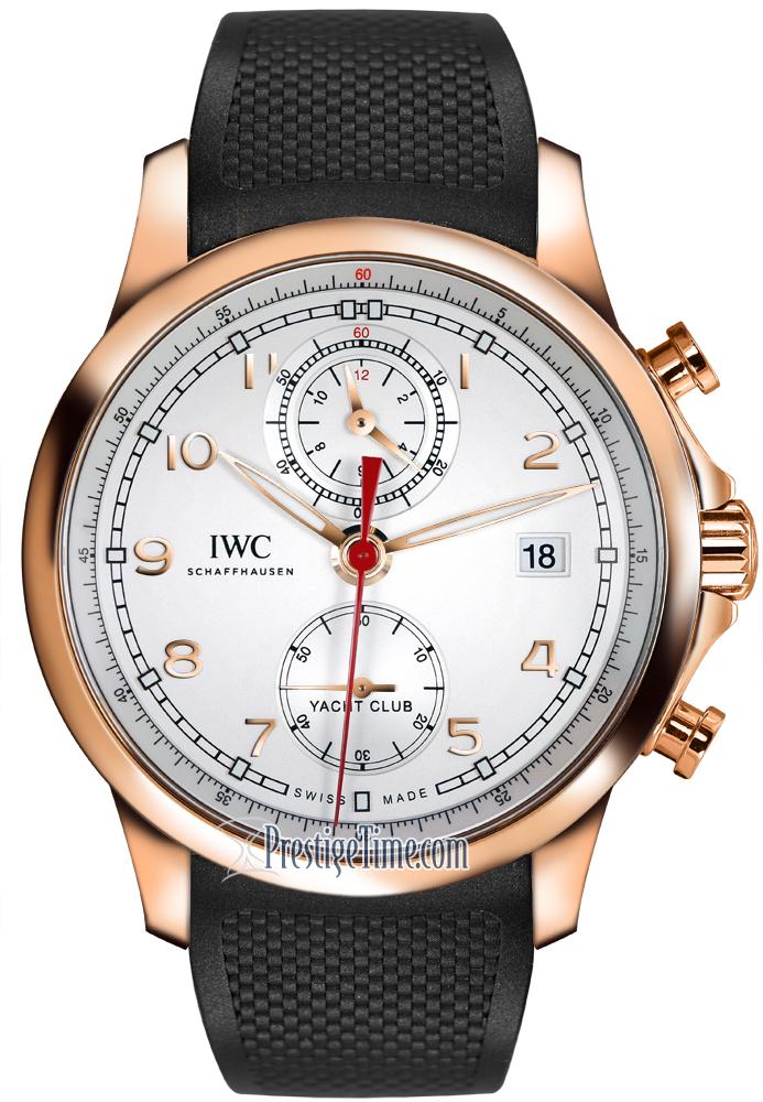 Iw390501 IWC Portuguese Yacht Club Chronograph 435mm Mens Watch
