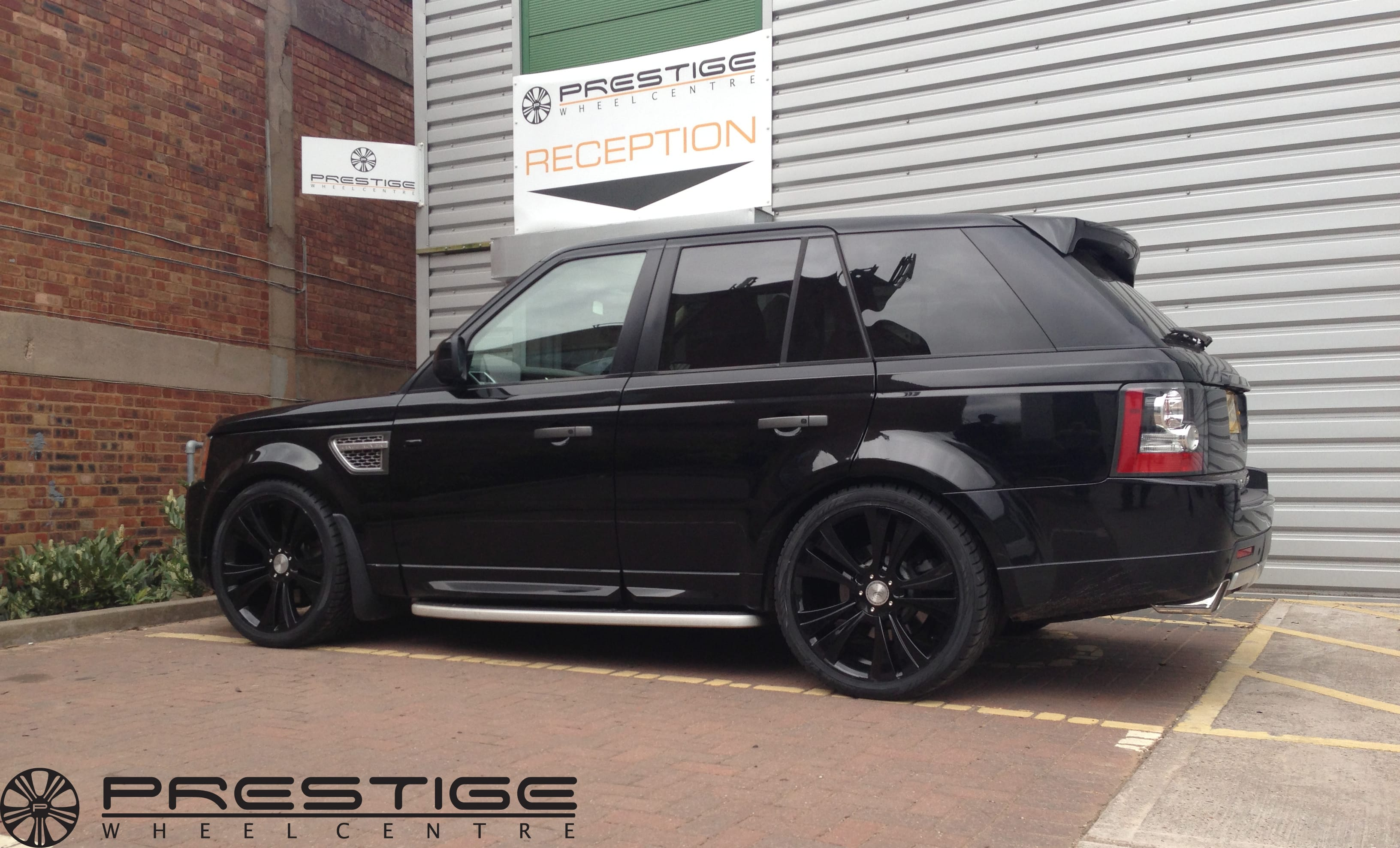 Range Rover Sport by CEC in Los Angeles CA to view more