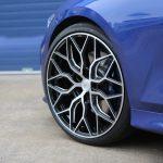 Bmw G20 3 Series Installed With Vossen Hf 2 Wheels Prestige Wheel Centre News