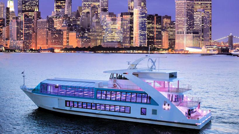 Hornblower Hybrid Charter Yacht New York
