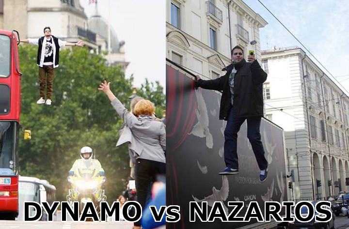 Dynamo VS NAZARIOS