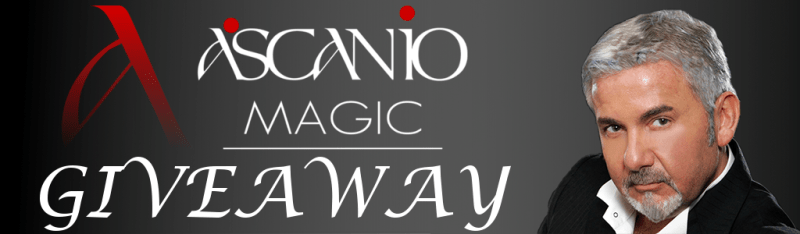 7 ASCANIO MAGIC GIVEAWAY