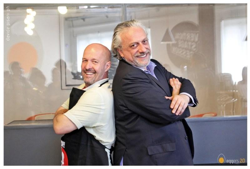 Marco Berry e Davide Scabin_foto di Davide Pisani